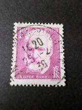 FRANCE 1935 timbre 304, VICTOR HUGO, CELEBRITE', oblitéré, VF used STAMP