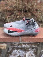 Nike Phantom Vision VSN 2 Elite DF FG Soccer Cleats Football CD4161-906 Size 12