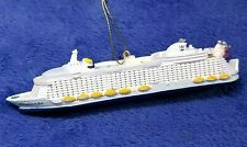 NEW RCCL Harmony of the Seas Cruise Ship Ornament - Official Royal Caribbean