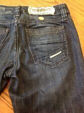 Taverniti 25th floor 18 distressed women s denim blue jeans size 27 #23