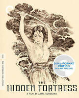 Criterion Collection: Hidden Fortress [Blu-ray] New DVD! Ships Fast!