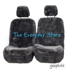 BMW 320i All Years Premium Sheepskin Car Seat Covers Pair Abag Safe 33MM