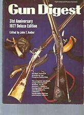 Gun Digest  31st Anniversary 1977 Deluxe Edition