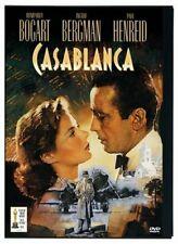 Casablanca-Humphrey Bogart- Dvd