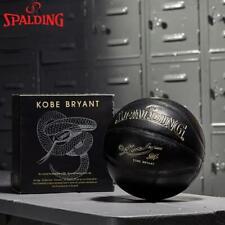 Spalding 24K Black Mamba basketball 76-419Z Commemorative edition PU size7