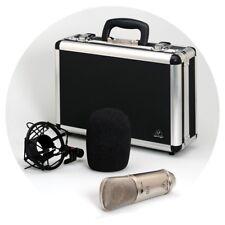 BEHRINGER B-1 microfono cardioide a diaframma largo valigetta supporto antivento