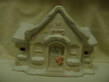 PRECIOUS MOMENTS SUGAR TOWN DOCTOR'S OFFICE NIGHTLIGHT W/ ORIG BOX FREE SHIPPING