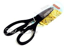 Multi Purpose Stainless Steel Kitchen Scissors For Garden Home Meat Fish 21cm