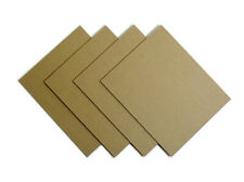 """£0.99/ PCS !! 10 x MDF Backing Board Panel for Framing, Art, Painting - 14 x 11"""""""