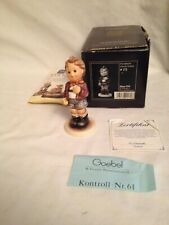 Hummel Goebel Cheeky Fellow #554 Exclusive Hummel Club Tmk7 Mib