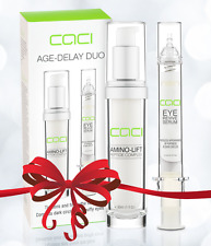 CACI AGE DELAY DUO SET - AMINO LIFT PEPTIDE COMPLEX 30ml & REVIVE EYE SERUM