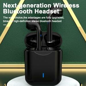 TWS Wireless Bluetooth Headphones Earphones Earbuds Stereo Pods For IOS Android