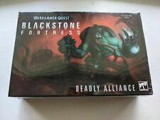 Warhammer 40k: Blackstone Fortress, Deadly Alliance expansion OOP NIB
