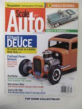 Scale Auto  Magazine   December  2005   1955 Scrapbook Models