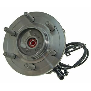 For Ford F-150 09-10 4WD Front Wheel Bearing and Hub Assembly MOOG 515119