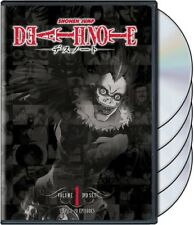 Death Note: Set 1 [New DVD] Boxed Set, Digipack Packaging, Repackaged, Slipsle