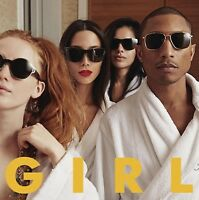 PHARRELL WILLIAMS - G I R L  VINYL LP NEW+