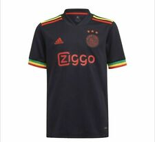 More details for ajax 3rd kit 21/22 - bob marley three little birds edition - all sizes