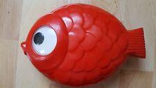 """Vintage Soviet Plastic Toys Dolls """"Fish"""""""