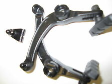 FIT Artek BMX BIKE 990 back BRAKE BLACK w/ triangle pull + brake shoes save! new