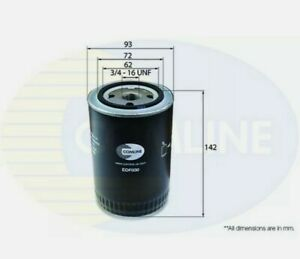 Comline Oil Filter fits AUDI A4 1.9 1.9D 95 to 01 028115561E 28115561 Quality