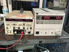 Hp Agilent 6033A 0-20V 0-30A 200W Autoranging DC Power Supply LOAD TESTED
