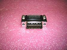 AMP D-Sub High Density Connector Plug RA 26 – 749769-1 ( Lots 17 PCS )