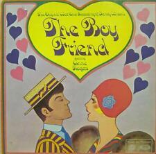 Original London Cast Starring  Anne Rogers (Vinyl LP)The Boy Friend-MFP-Ex-/Ex