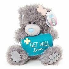 "Me to You 5"" Get Well Soon Plush & First Aid Kit Toy Gift - Tatty Teddy Bear"