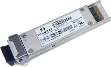 Foundry AFBR-720XPDZ-FD1 10GB 10Gbe 10G-XFP-SR 10GBASE-SR/SW  XFP Transceiver