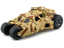 Mattel Hotwheels The Dark Knight Rises Camouflage Tumbler 1:18 Scale Collectors