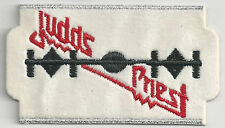 JUDAS PRIEST - RAZOR BLADE - IRON ON or SEW ON PATCH