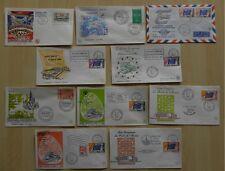 EUROPE - SERVICE ETC /1960-1993 - 30 ENVELOPPES ILLUSTREES / 3 IMAGES (ref 2544)