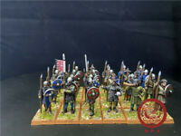 1/56 28mm Ancient WAB DPS painted Norman Spearman GH2256