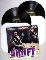 Isaac Hayes - Shaft (1971) 2-LP Vinyl •PLAY-GRADED• Soundtrack