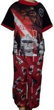 Lego Star Wars Boys 3 Piece Black And Red Pajama Set Size 4
