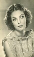 LORETTA YOUNG 30s VINTAGE POSTCARD #3