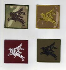 Cloth Special Forces Collectable Badges/Pins