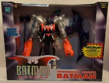 "Batman Beyond Deluxe ""Tomorrow Armor Batman"" With Water Cannon By Hasbro (MISB)"