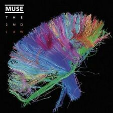 MUSE: THE 2ND LAW CD NEW
