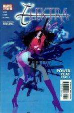 Elektra #25 & 26 Power Play 1 NM- & 2 NM+ Mature Content