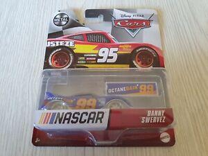 Voiture Cars Disney Mattel NASCAR Danny Swervez 2021