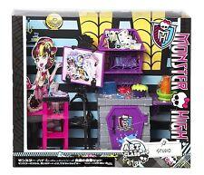 Monster High Doll - School Accessory Toy Playset - Art Class Studio