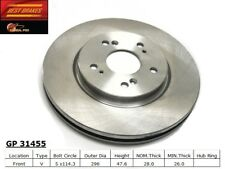 Disc Brake Rotor fits 2007-2008 Honda CR-V  BEST BRAKES USA
