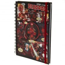 Deadpool Notebook Official Merchandise