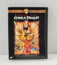 Bruce Lee Enter The Dragon DVD Movie Original Release