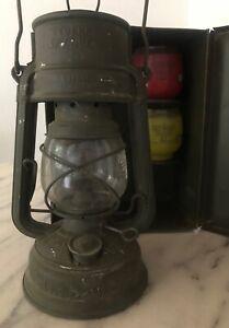 Feuerhand 276 Baby Special Sturmlaterne-Petroleumlampe-Notbeleuchtung mit Kasten