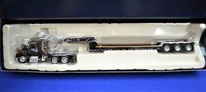 Tonkin Replicas 1/53 Kenworth T800 Daycab w/ Cheater XL 3 axle Lowboy