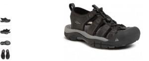 Keen Newport Steel Grey Sport Sandal Men's US sizes 7-17 NEW!!!