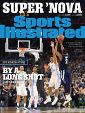 Sports Illustrated, Apr 11, 2016, Super 'Nova, NCAA Championship, Ships Anywhere